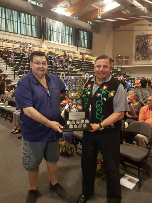 La Première Nation d'Esgenoôpetitj a remporté les quatre dernières présentations des Jeux autochtones. - Gracieuseté