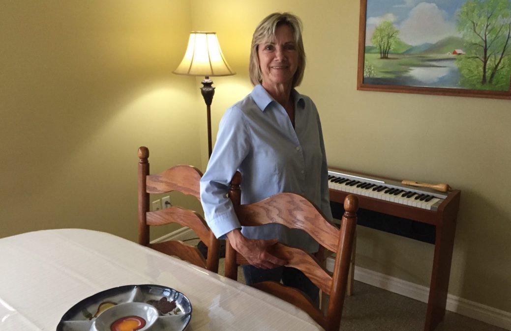 Depuis ce mois-ci, le foyer de soins de Pierrette Haché, à Caraquet, est devenu un Bed&Breakfast de 13 chambres, avec possibilité de louer à l'étage un appartement indépendant. - Acadie Nouvelle: Vincent Pichard