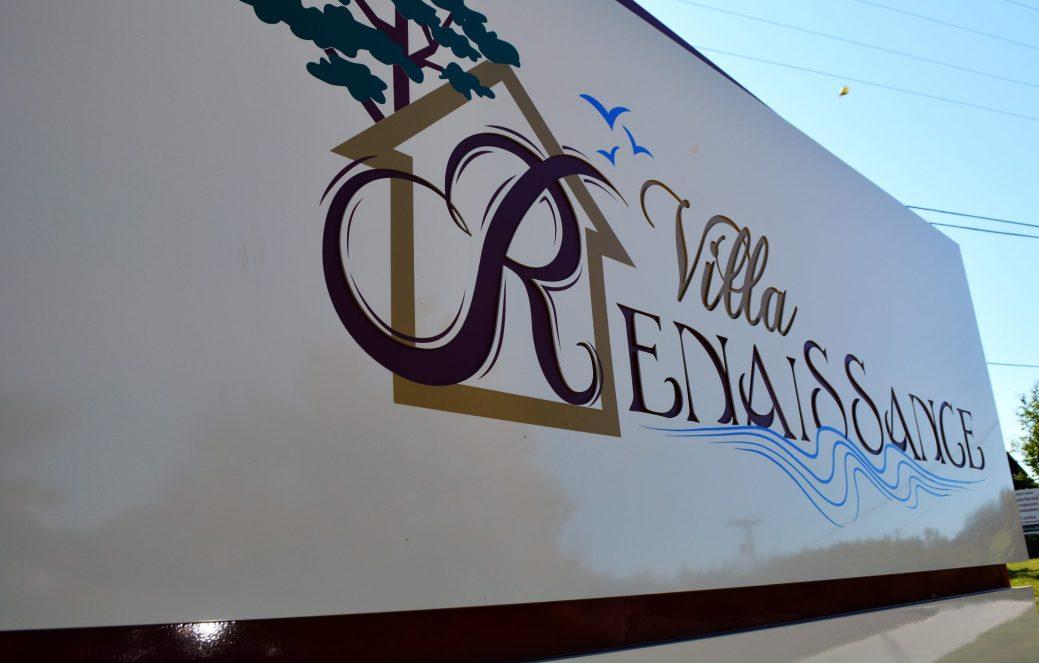 Villa Renaissance - Dalhousie, 7 septembre 2018 - Vignette: Construit au coût de 25 millions $, le Foyer de soins Villa Renaissance de Dalhousie n'est toujours pas fonctionnel et ce, près de deux ans après la date anticipée pour son ouverture. - Crédit Acadie Nouvelle Jean-François Boisvert