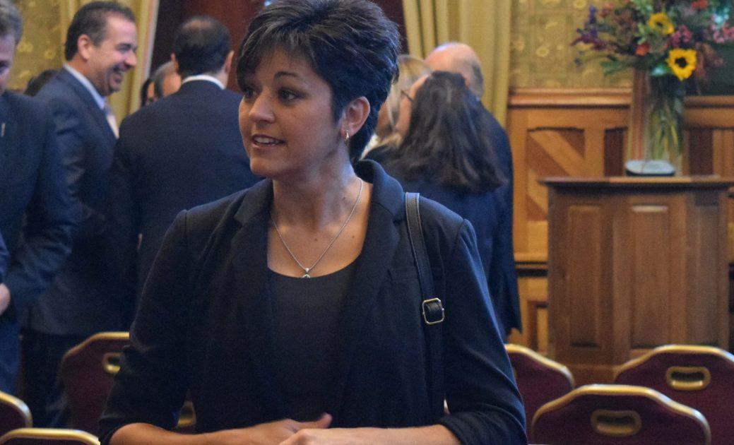 La députée de l'Alliance des gens, Michelle Conroy. - Archives