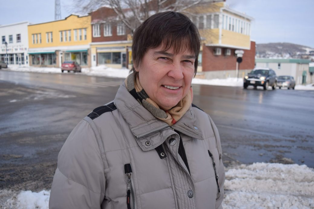 La conseillère municipale Lise Ouellette. - Acadie Nouvelle: Pascal Raiche-Nogue