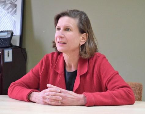 Jennifer McKenzie, chef du Nouveau Parti démocratique du Nouveau-Brunswick. - Archives