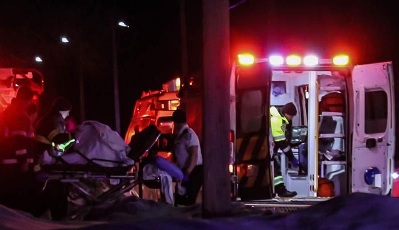 Une bagarre qui s'est produite à Moncton mercredi soir dernier a fait trois blessés. - Gracieuseté: Wade Perry