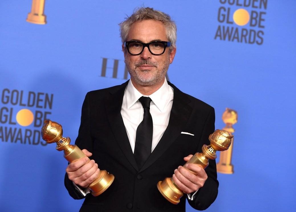 Alfonso Cuaron - Associated Press