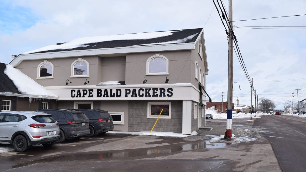 L'entreprise prévoit reprendre une partie de ses opérations dans ses installations de la rue Acadie à Cap-Pelé. - Acadie Nouvelle: Simon Delattre