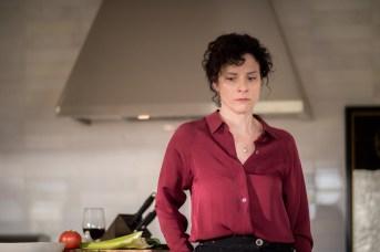 Isabelle Cyr campe le rôle d'Élizabeth Morin dans la série Conséquences. - Gracieuseté