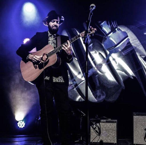 Shaun Ferguson en spectacle au Gala des Prix Musique NB. - Gracieuseté: Stéphane Levesque