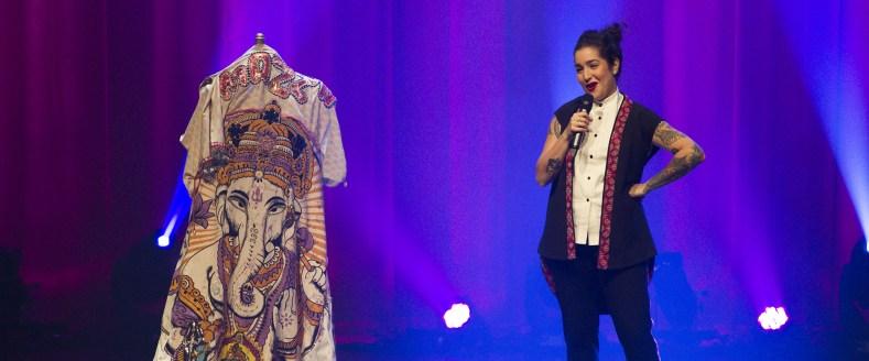 Mariana Mazza sera en spectacle à Moncton, le samedi 1er février. - Gracieuseté: Eric Myre