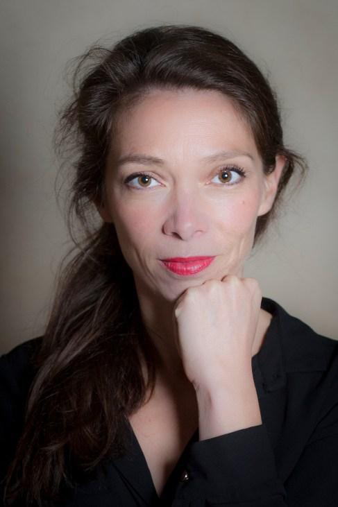 L'écrivaine et violoniste Léonor de Récondo participe à la Soirée Frye. - Gracieuseté