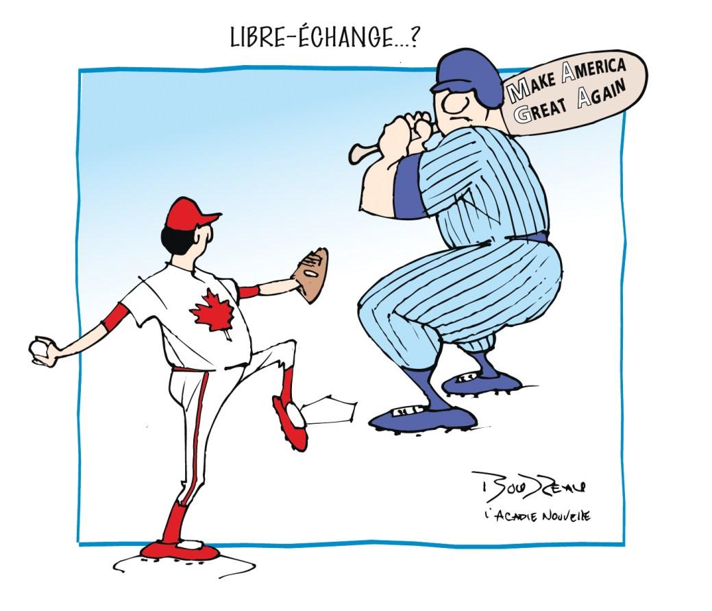 Caricature, 29 mai 2019