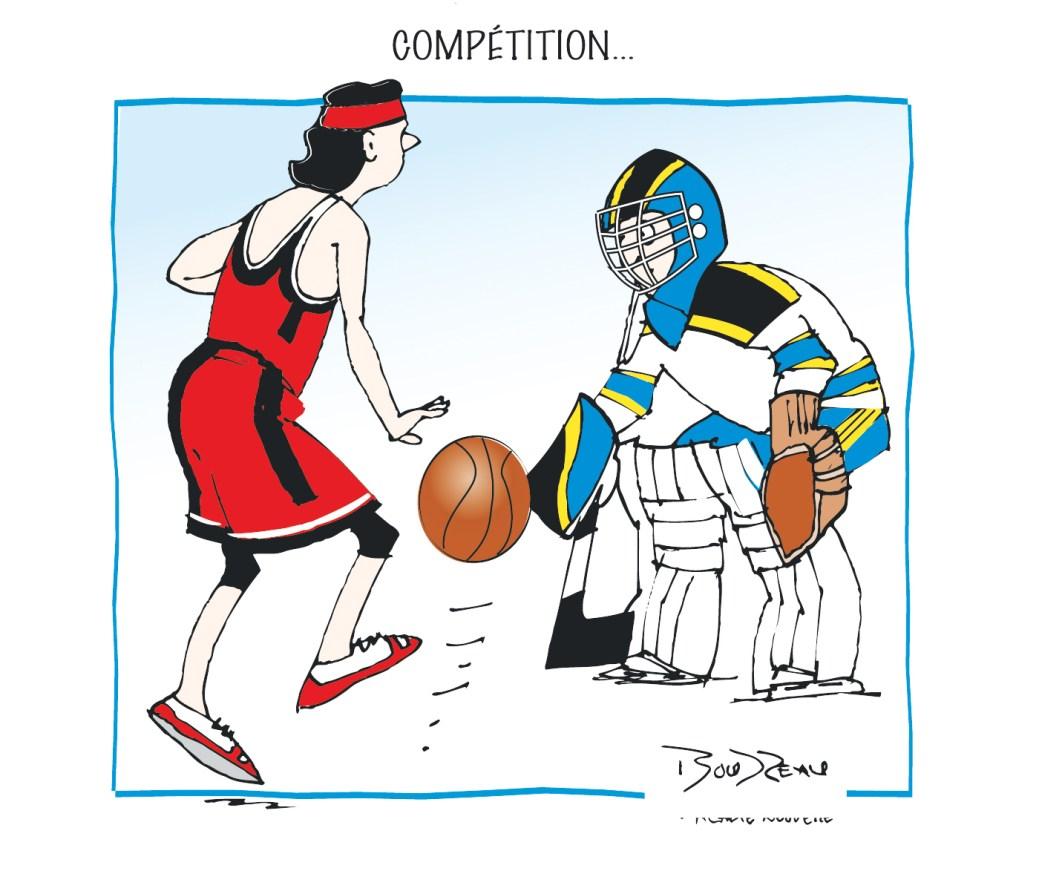 Caricature, 12 juin 2019