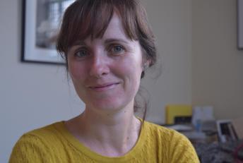 L'auteure Mélanie Léger signe le texte de la pièce Tsunami. - Acadie Nouvelle: Sylvie Mousseau