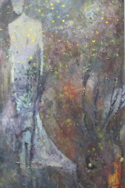 Une exposition de Réjean Toussaint exposée à Dieppe. - Acadie Nouvelle: Sylvie Mouseau