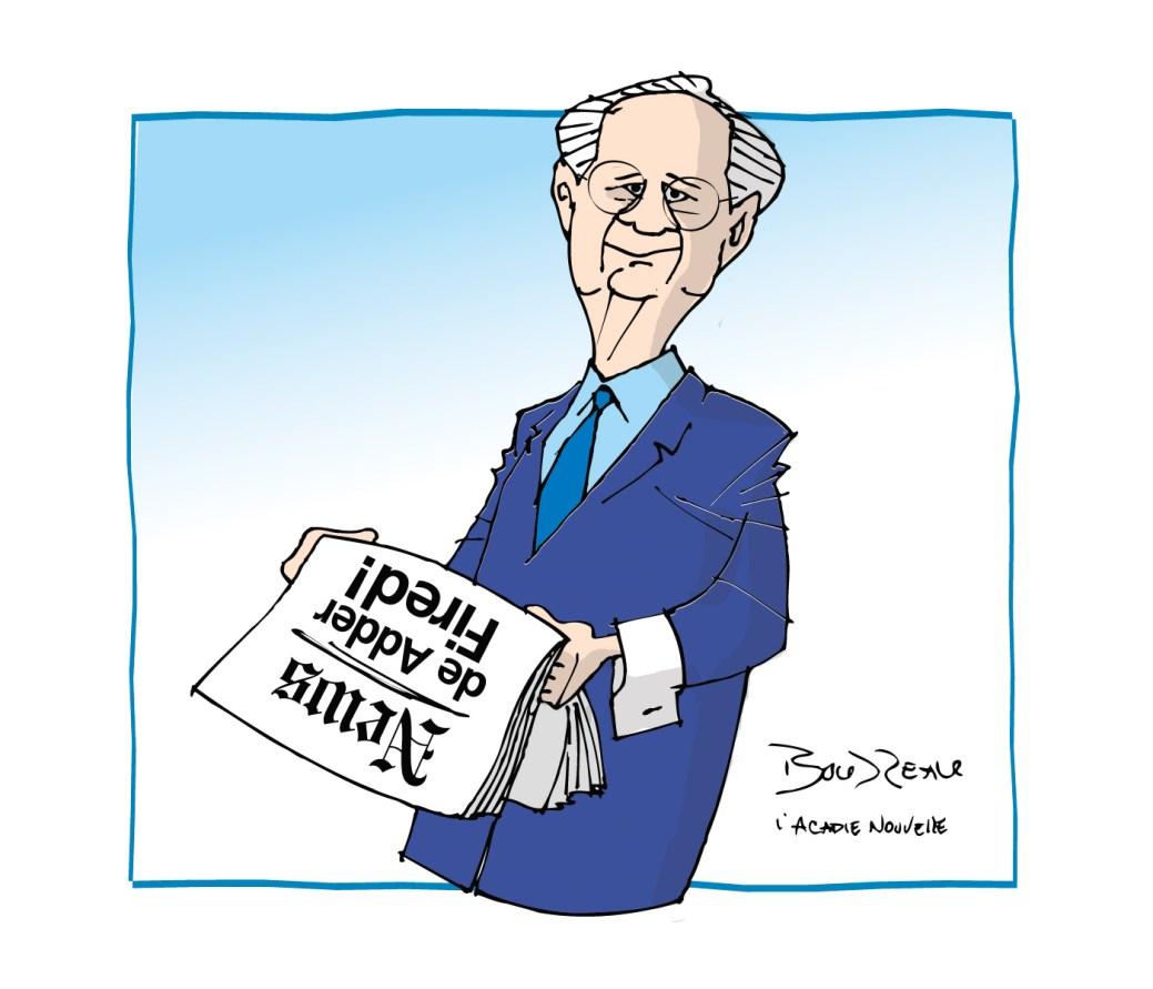 Caricature, 5 juillet 2019