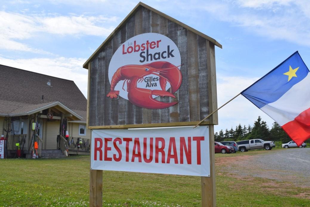 Le repaire des amateurs de fruits de mer de Mont-Carmel. - Acadie Nouvelle: Simon Delattre