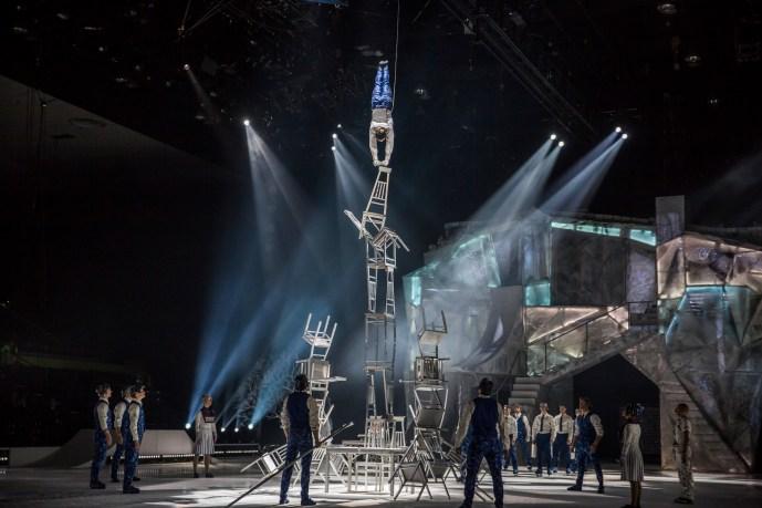 Une scène du spectacle Crystal du Cirque du Soleil. - Gracieuseté: Matt Beard, Cirque du Soleil
