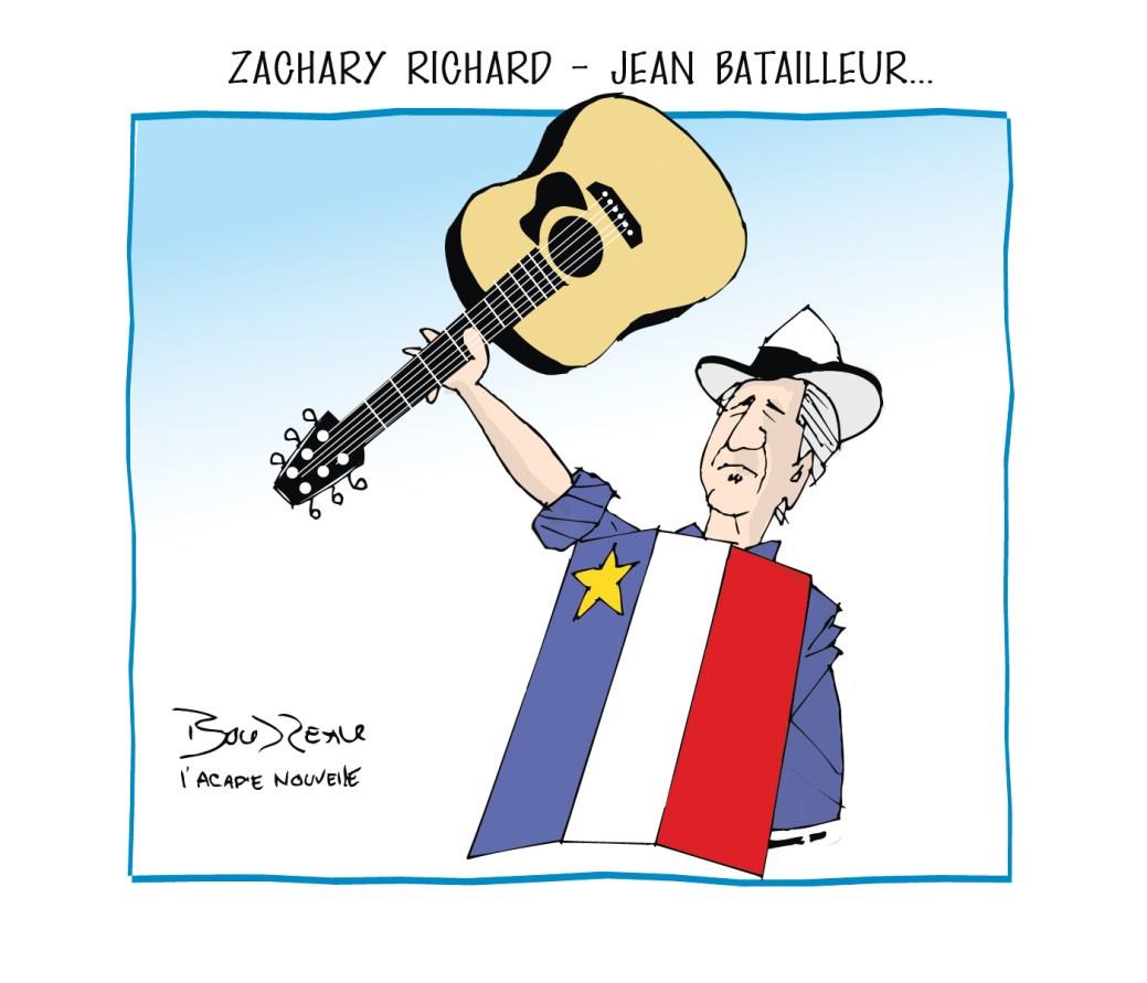 Caricature, 14 août 2019
