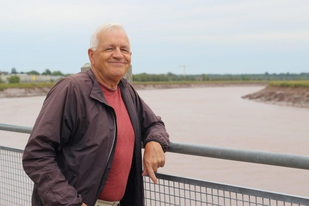 L'architecte Pierre Gallant croit que les conditions au développement d'attractions touristiques seront bientôt réunies. - Acadie Nouvelle: Simon Delattre