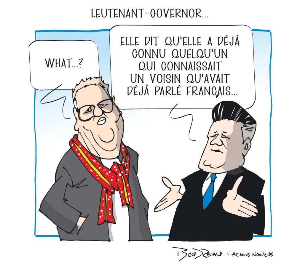 Caricature, 17 septembre 2019