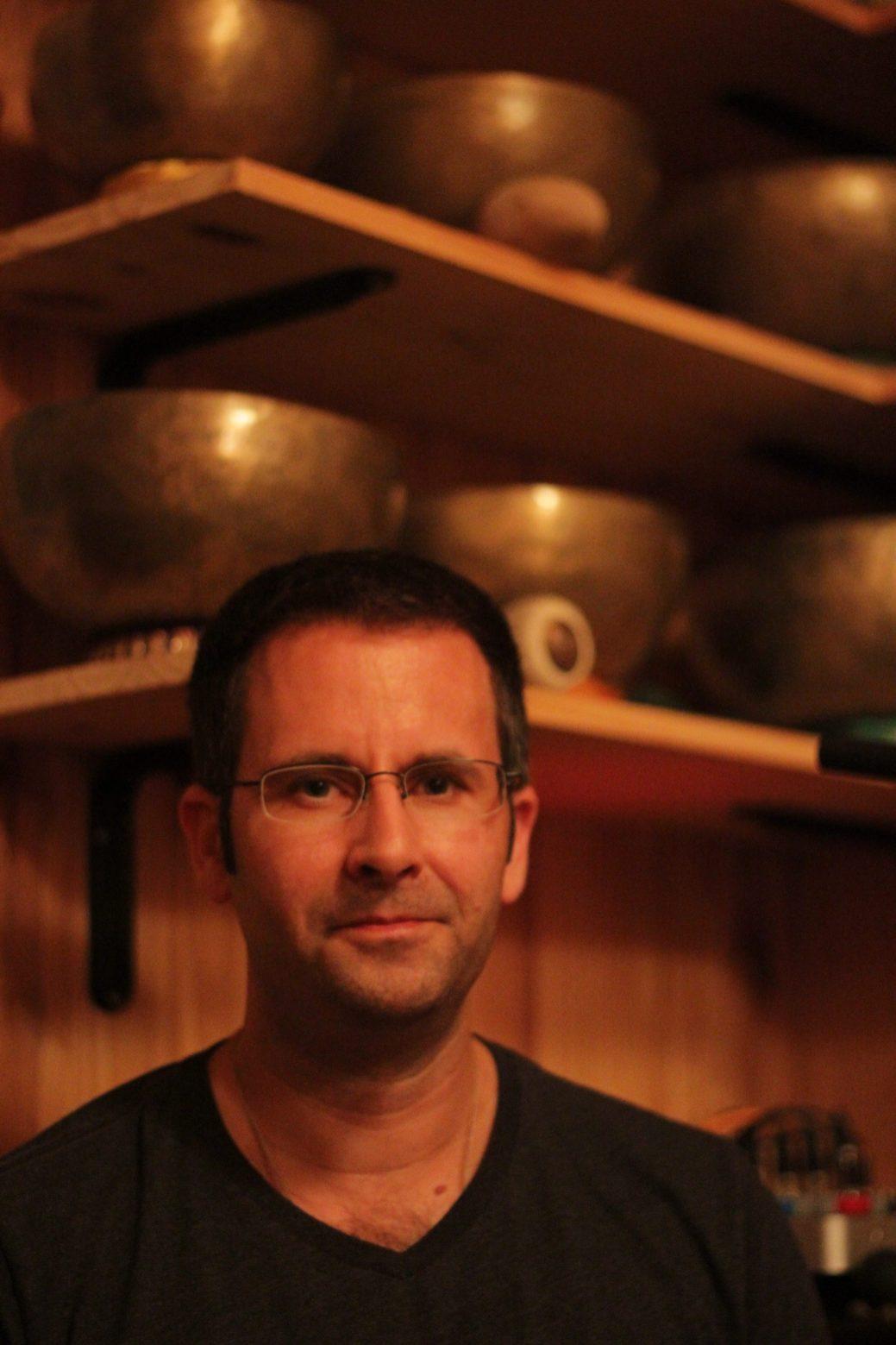 Terry Landry estime que sa pratique est encore marginale dans les médecines douces. - Acadie Nouvelle: Cédric Thévenin