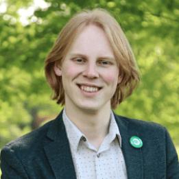 Rowan P. Miller, Parti vert du Canada