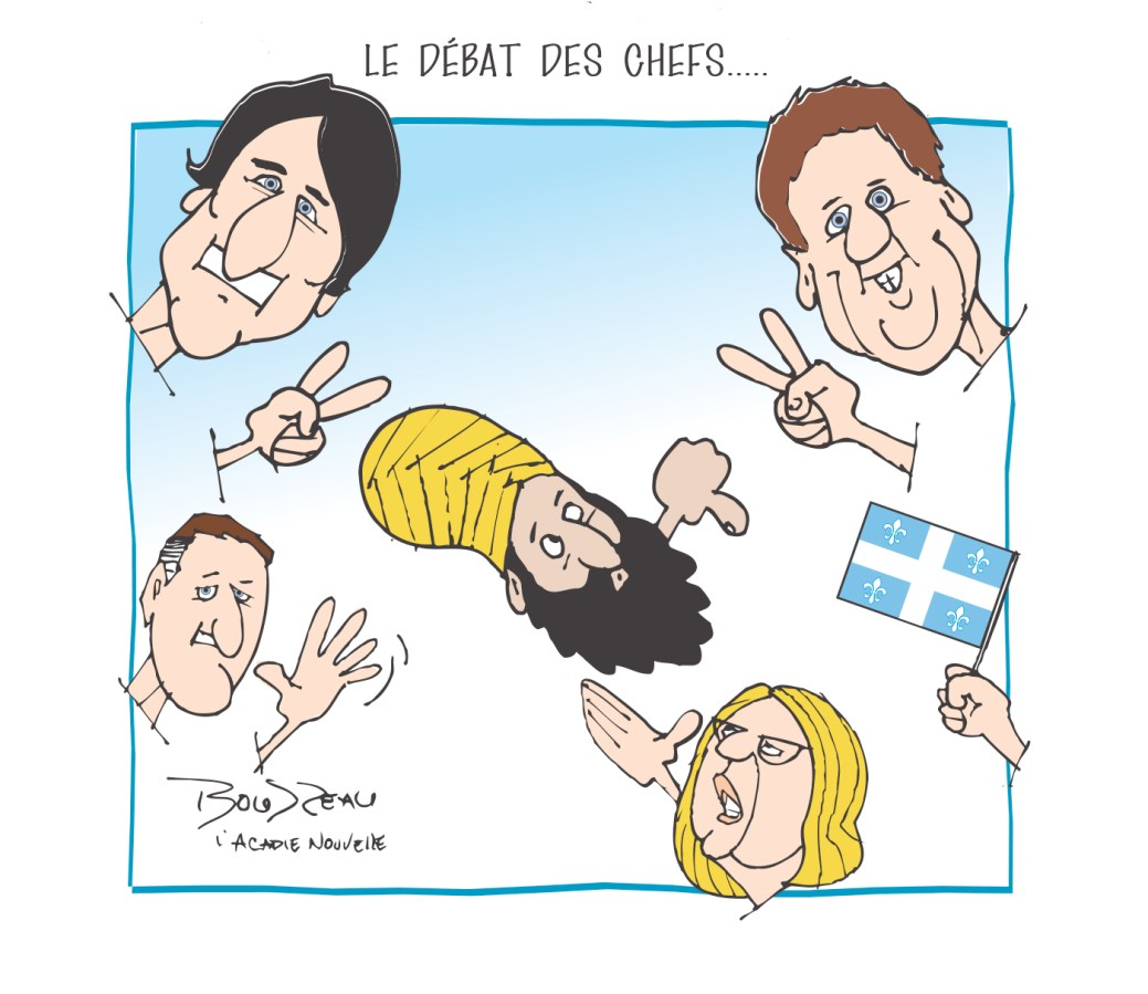 Caricature, 9 octobre 2019