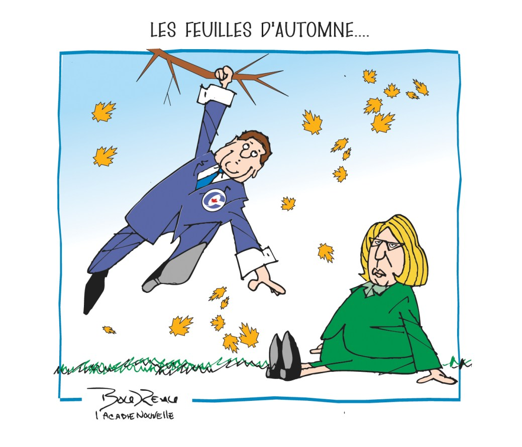 Caricature, 7 novembre 2019