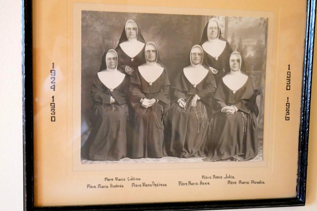 Désireuse de créer un noviciat français, la Mère Marie Anne a fondé une nouvelle congrégation qui se détache des Soeurs de la Charité de l'Immaculée-Conception en 1924. - Acadie Nouvelle: Simon Delattre