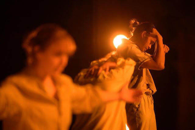 Les danseurs de la compagnie DansEncorps présentent le spectacle Résistance. - Gracieuseté: Emmanuel Albert