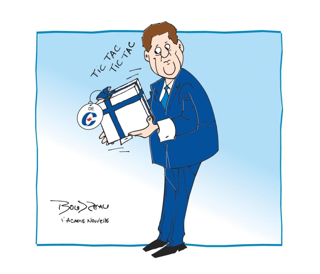 Caricature, 5 décembre 2019
