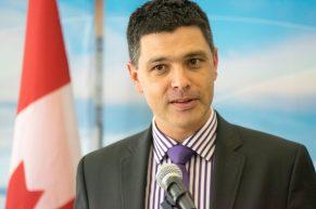 Le député fédéral sortant d'Acadie-Bathurst, Serge Cormier - Archives