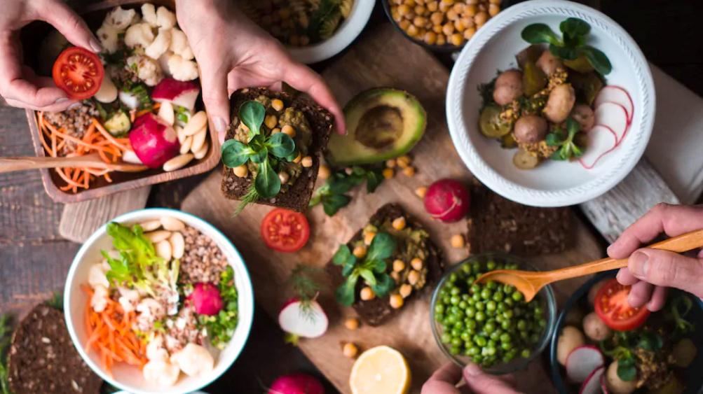 La cuisine sans produits d'origine animale gagne en popularité. - Archives