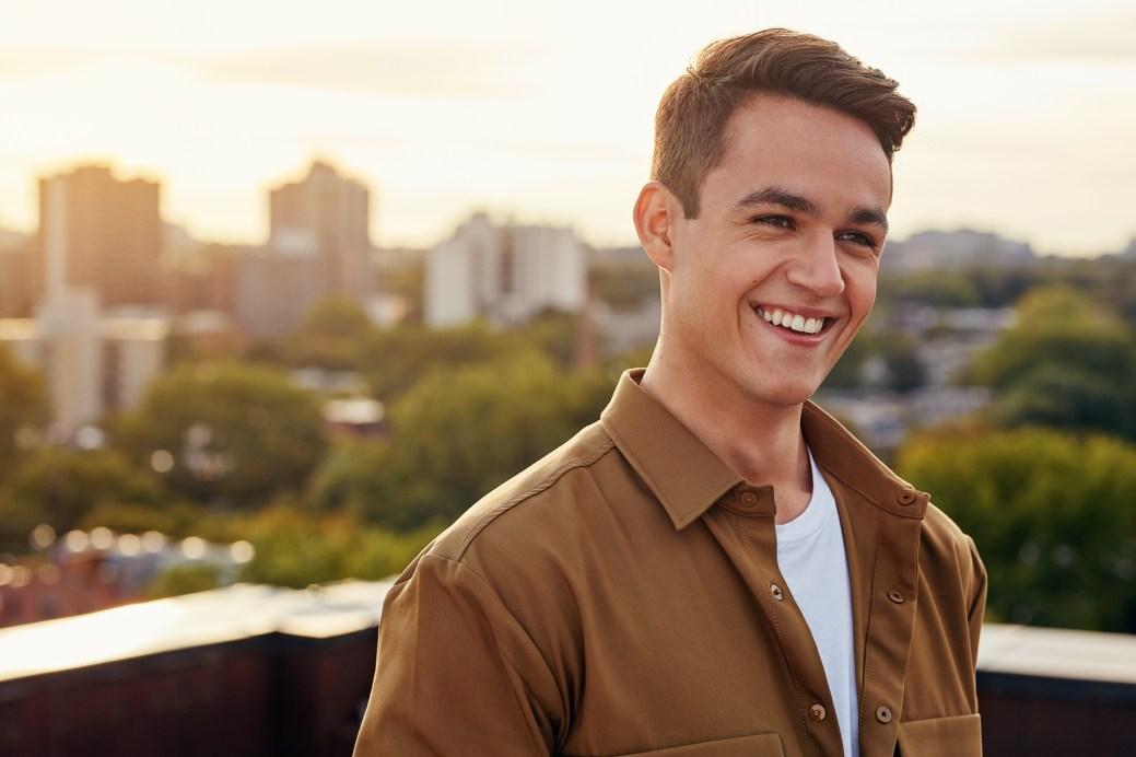 Le jeune Thomas Lapointe sera l'une des vedettes de la série-réalité: L'appartement. - Gracieuseté: Félix Renaud