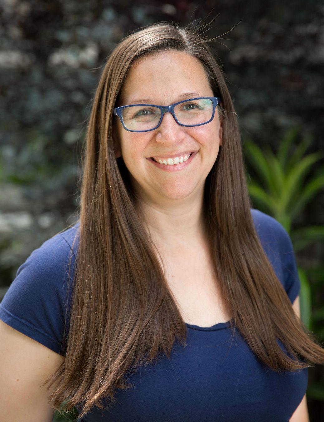 Dre Jessica Vickruck est une entomologiste (spécialiste des insectes) dans la région de Fredericton. - Gracieuseté