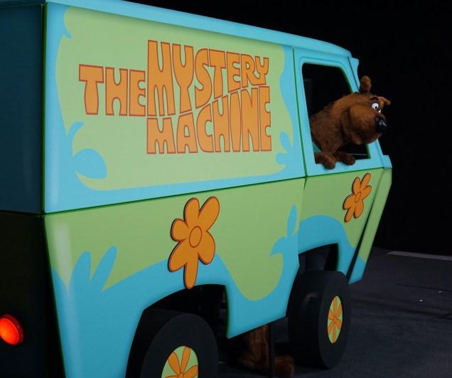 Scooby-Doo s'en vient bientôt à Moncton dans un nouveau spectacle. -Gracieuseté: Monlove.