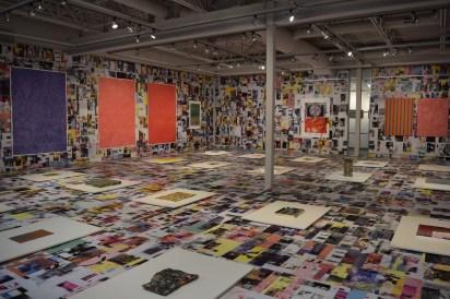 L'exposition Nerikomi de Guillaume Desrosiers Lépine présentée au Centre des arts et de la culture de Dieppe. - Acadie Nouvelle: Sylvie Mousseau