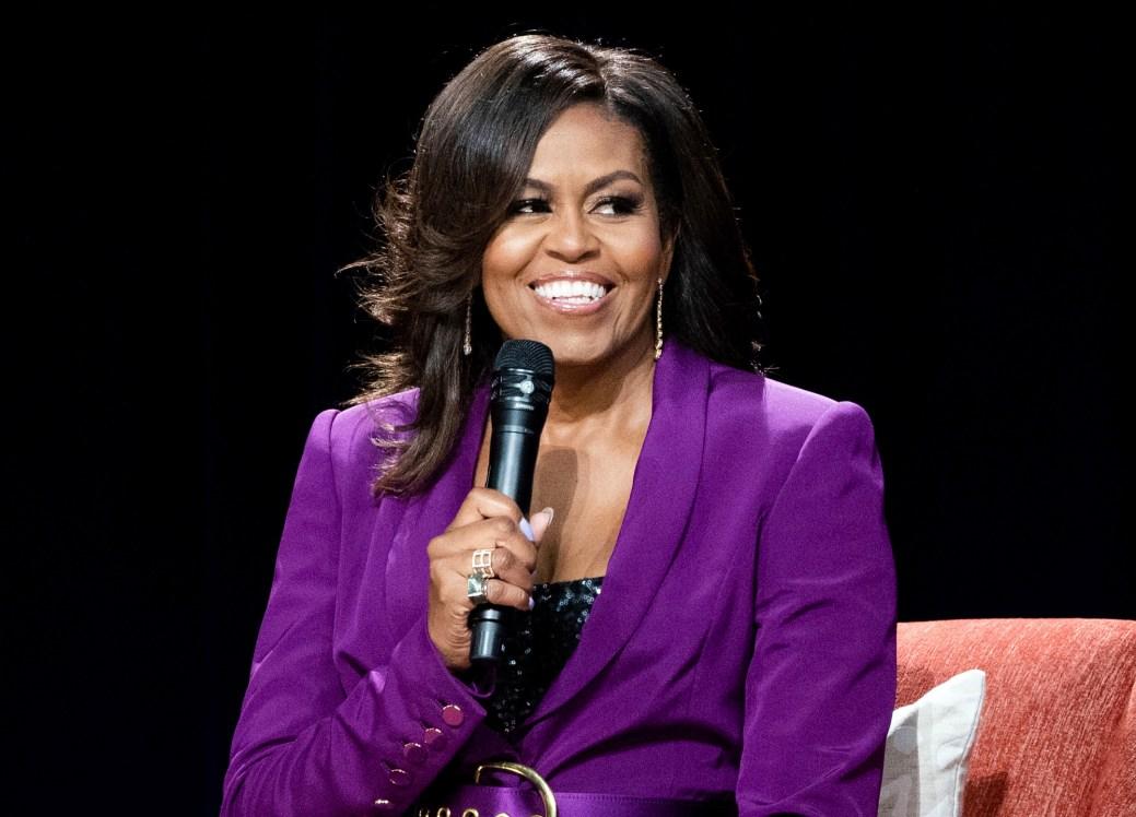 Michelle Obama - Gracieuseté
