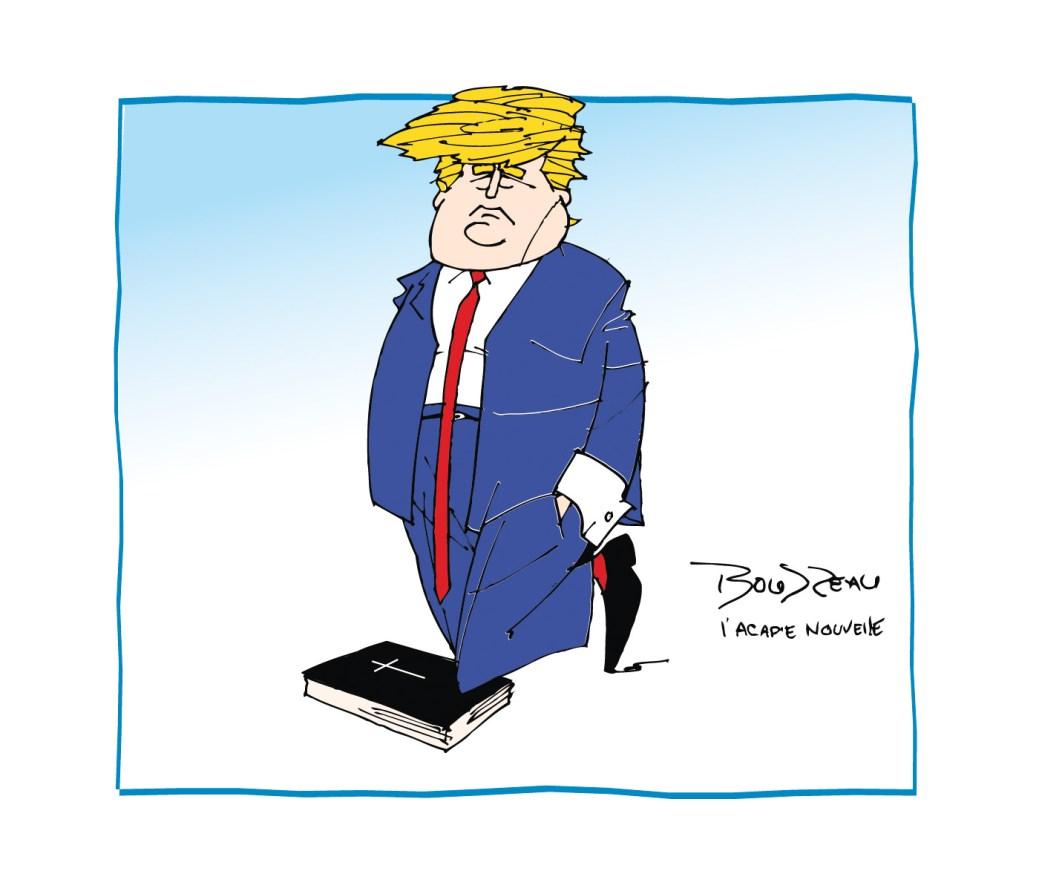 Caricature, 5 juin 2020