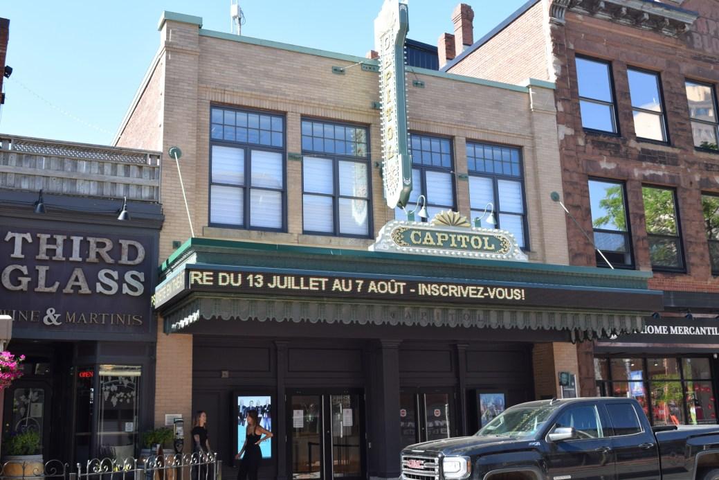 Le théâtre Capitol organise des camps de théâtre cet été. - Acadie Nouvelle: Alexandre Boudreau