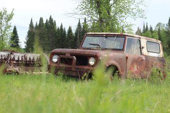 Il règne un air de désertion dans les campagnes de l'ouest de la province. - Acadie Nouvelle: Simon Delattre