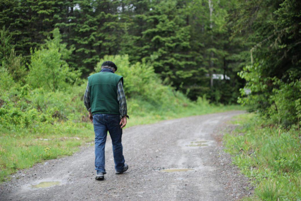 Charles Thériault espère avoir fait germé l'idée d'une autre gestion des forêts publiques. - Acadie Nouvelle: Simon Delattre