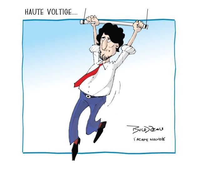 Caricature, 29 juillet 2020