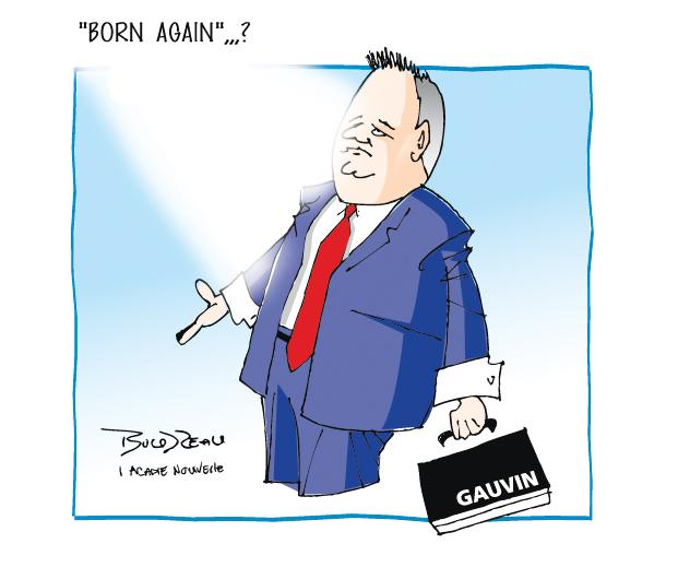 Caricature, 20 août 2020