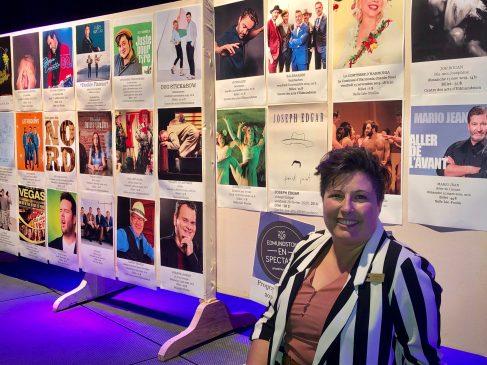 Christine Lavoie, la directrice du Centre des arts d'Edmundston. - Archives