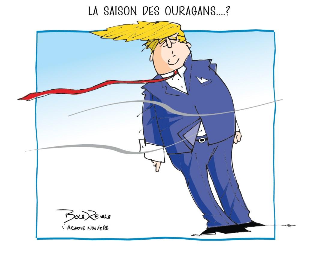 Caricature, 28 août 2020