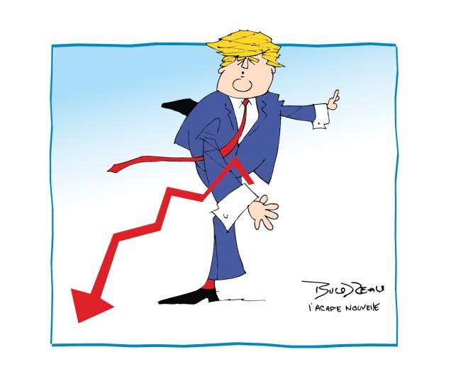 Caricature, 29 octobre 2020