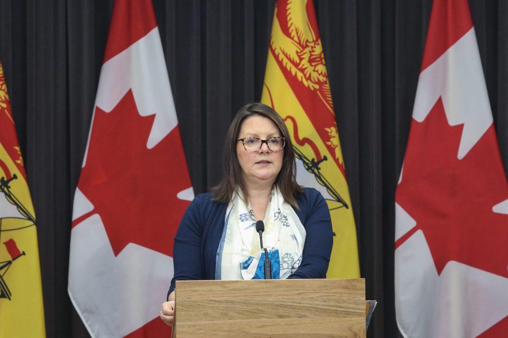 La médecin -hygiéniste en chef de la province, Dr Jennifer Russell. - Gracieuseté