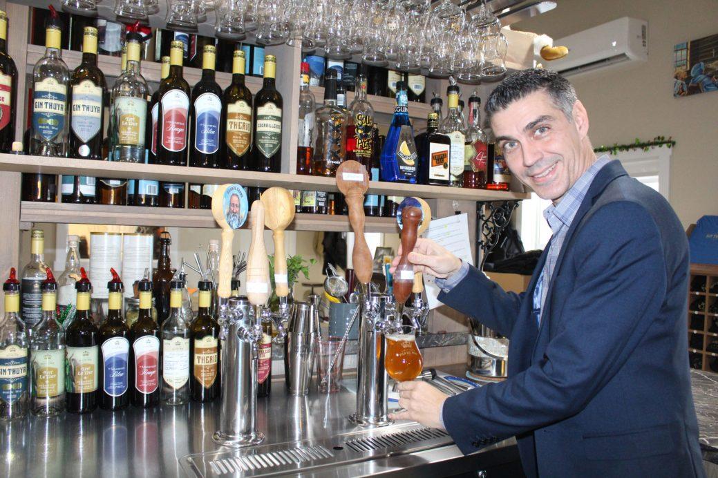 Sébastien Roy, président et cofondateur de la Distillerie Fils du Roy. - Archives