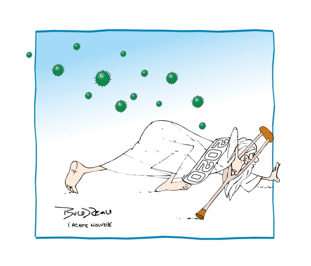 Caricature, 30 décembre 2012