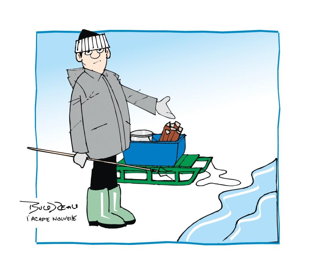 Caricature, 7 janvier 2021